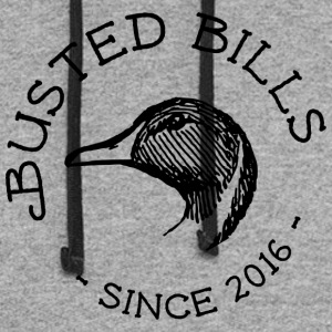 Busted Bills - Colorblock Hoodie