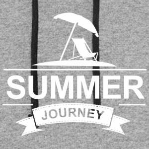 Summer Journey - Colorblock Hoodie