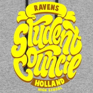 RAVENS HOLLAND HIGH SCHOOL - Colorblock Hoodie