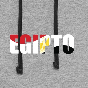 country Egipto - Colorblock Hoodie