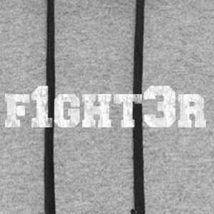 Fighter - Colorblock Hoodie