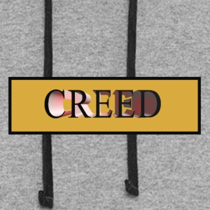 Creed - Gold Collection - Colorblock Hoodie