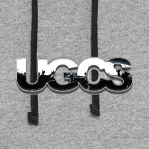 #UGCS Show of Support - Colorblock Hoodie