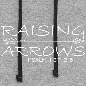 Raising Arrow - Colorblock Hoodie