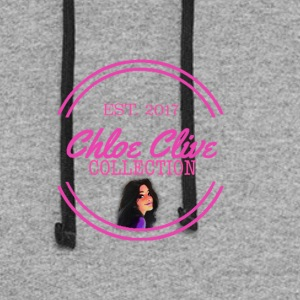 Chloe Clive Collection Logo - Colorblock Hoodie