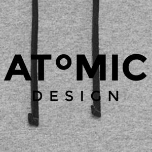 Atomic Design Brand Logo - Colorblock Hoodie
