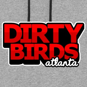 ATLANTA 'DIRTY BIRDS' - Colorblock Hoodie