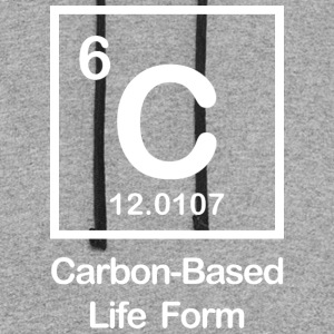 Carbon Based Life Form - Colorblock Hoodie