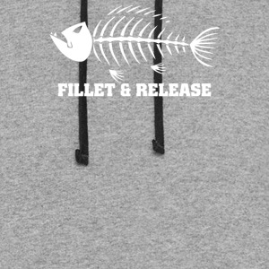 Shop fillet hoodies sweatshirts online spreadshirt for What she order fish fillet