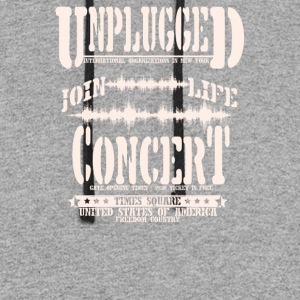 Unplugged join life concert - Colorblock Hoodie