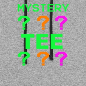 Mystery Random Funny Cheap Pop Culture - Colorblock Hoodie