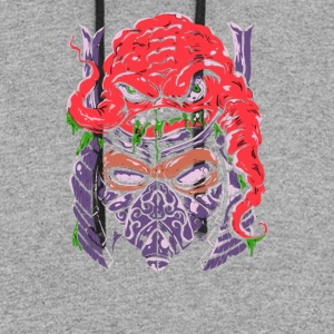 Monster Crab - Colorblock Hoodie