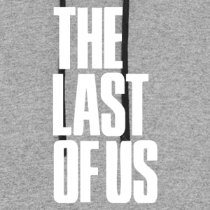 2015 free shipping The Last of Us font b T b font - Colorblock Hoodie