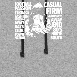 Casual Culture Football Terrace - Colorblock Hoodie