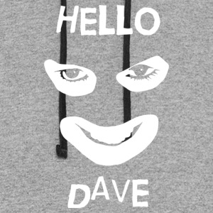 Hello Dave - Colorblock Hoodie