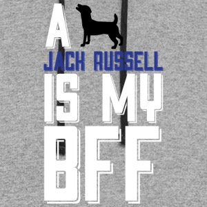A Jack Russell Is My BFF T Shirt - Colorblock Hoodie