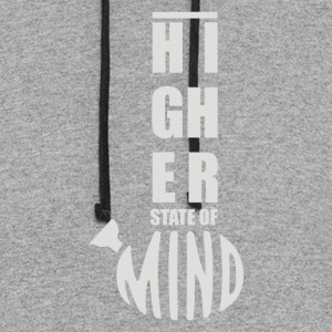 Higher State of Mind - Colorblock Hoodie