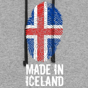 Made In Iceland / îs - Colorblock Hoodie