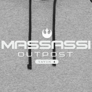Massassi Outpost - Colorblock Hoodie