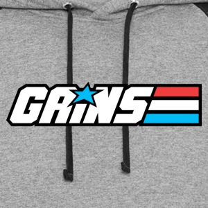Gains Joe - Colorblock Hoodie
