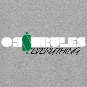 Cash Rules Everything! - Colorblock Hoodie