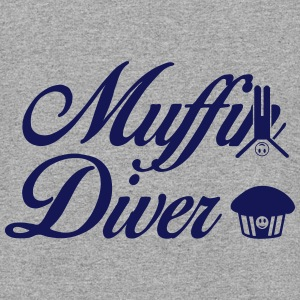 Muffin Diver - Colorblock Hoodie