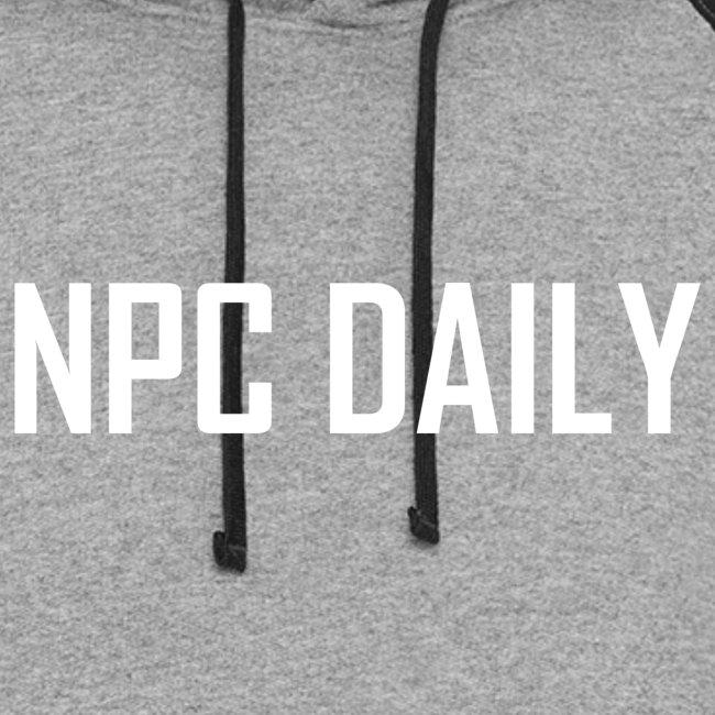 N P C Daily Full Logo