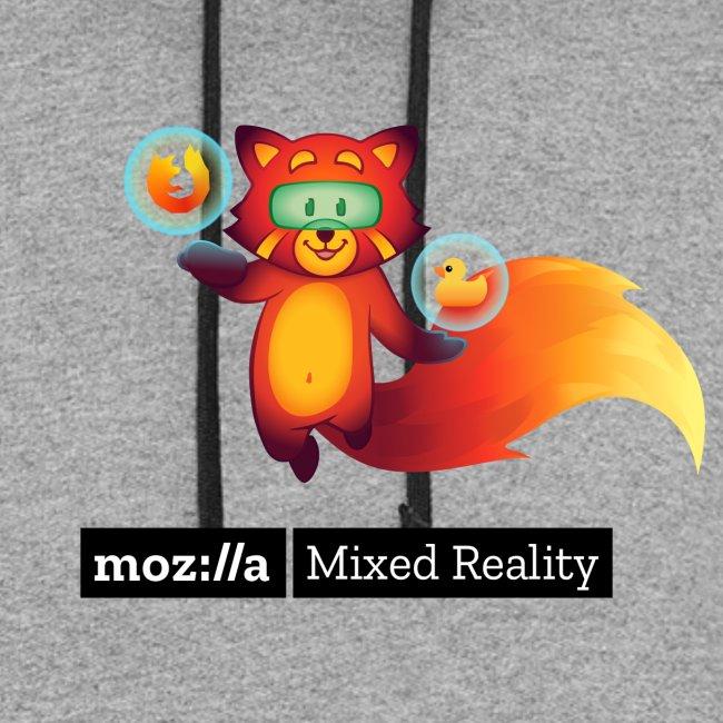 Foxr Floating (black MR logo)