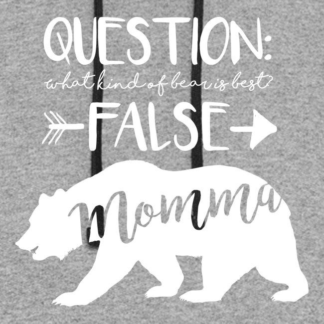 Momma Bear - Polar