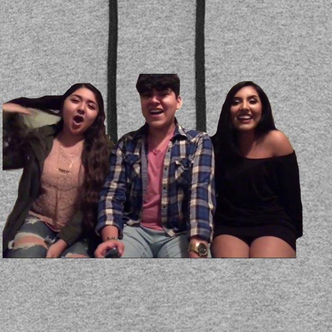 Fido, Cindy, and Tania