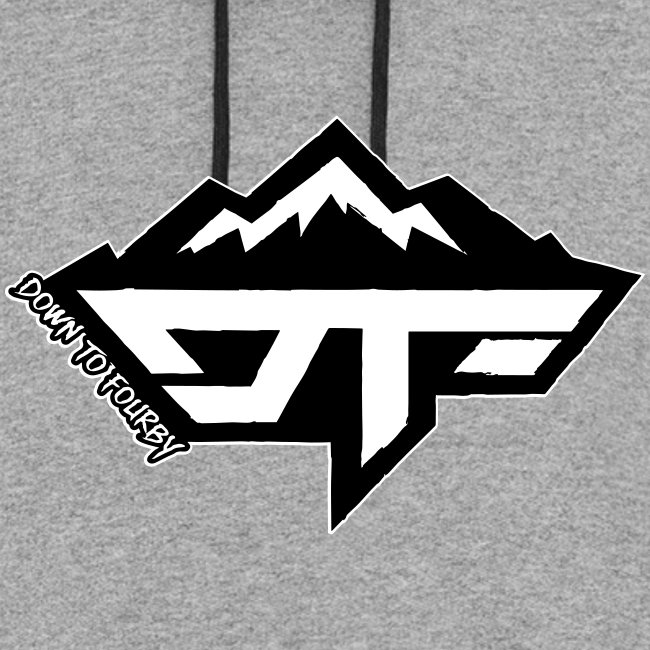 DTF logo filled