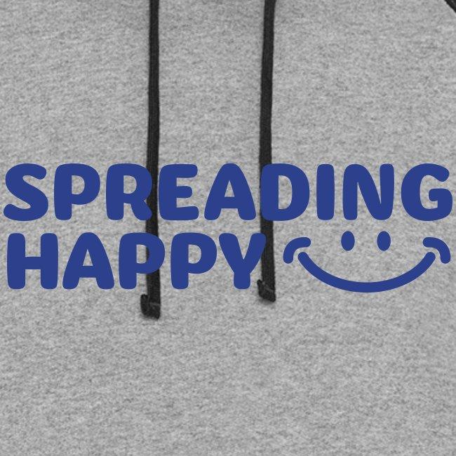Unisex Spreading Happy Hoodie