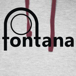 Fontana Records - Colorblock Hoodie