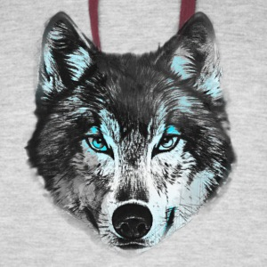 BuzzMoy #WolfSquad - Colorblock Hoodie