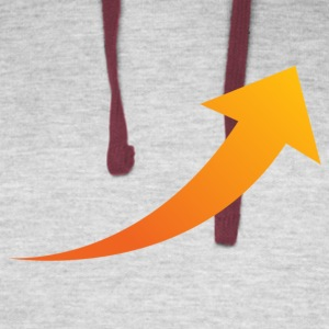 Arrow - Colorblock Hoodie