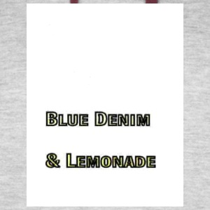Blue Denim and Lemonade Brand - Colorblock Hoodie