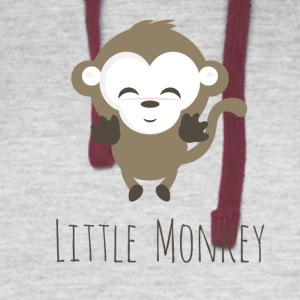 Little Monkey - Colorblock Hoodie