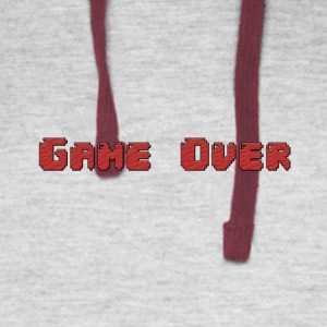 Game Over - Colorblock Hoodie