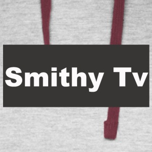 smithy_tv_clothing - Colorblock Hoodie