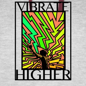 Vibrate Higher - Colorblock Hoodie