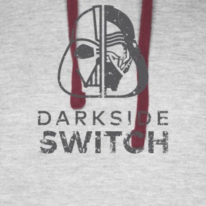 Darkside Switch - Colorblock Hoodie