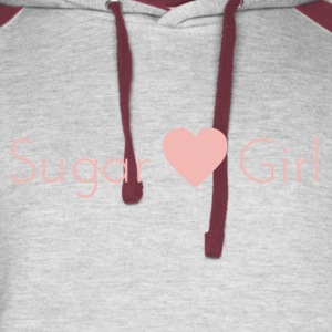 Sugar Girl - Colorblock Hoodie