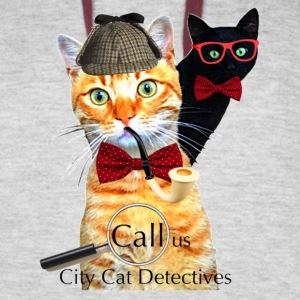 City Cat Detectives - Colorblock Hoodie