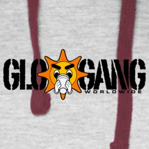 Glo Gang Worldwide - Colorblock Hoodie