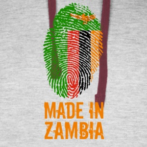 Made In Zambia - Colorblock Hoodie