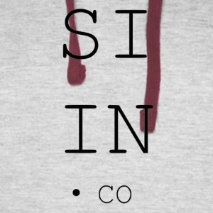 Siin.Co Jumper - Colorblock Hoodie