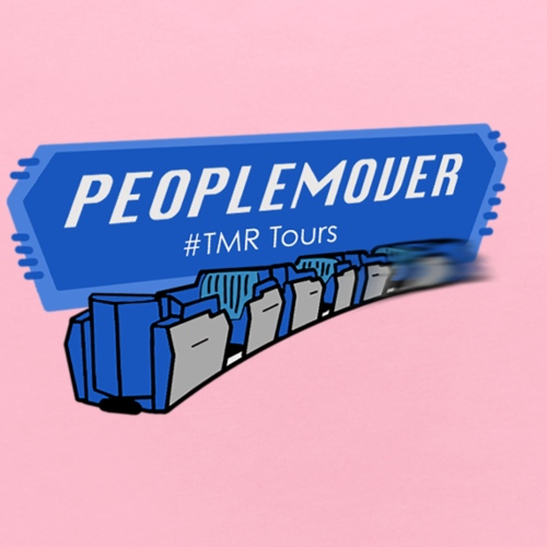 Peoplemover TMR - Baby Bib