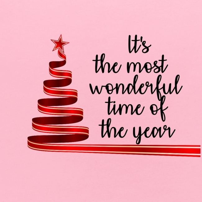 Wonderful time of the year