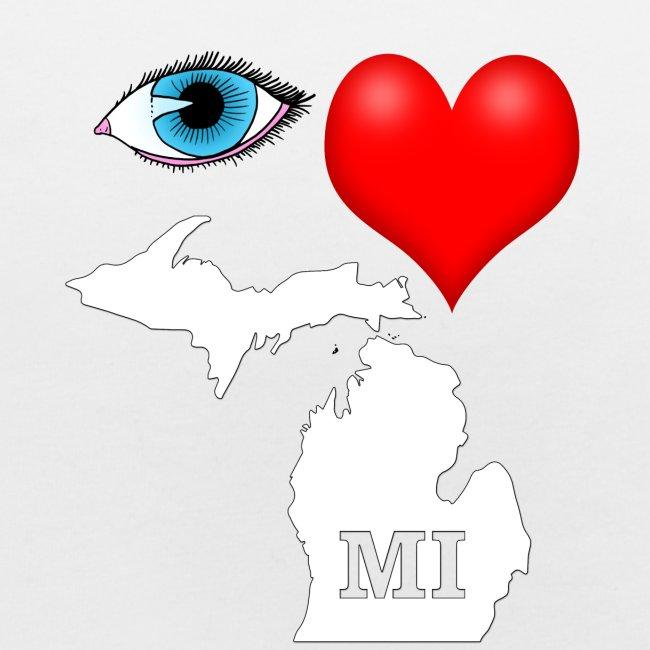 I Love Michigan, Eye Heart Michigan