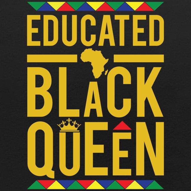 Educated Black Queen